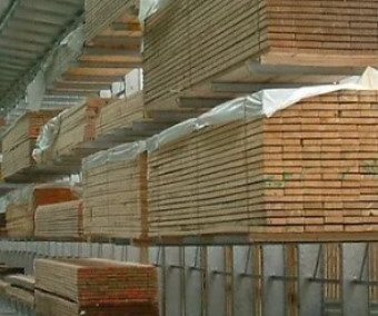 Cantilever Racking for Sale in Dublin