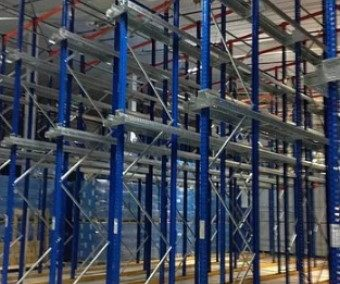 Advantages of Drive In Pallet Racking