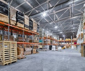 Benefits of Having An Efficient Pallet Racking System