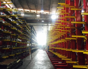 Cantilever Racking Supplier Dublin