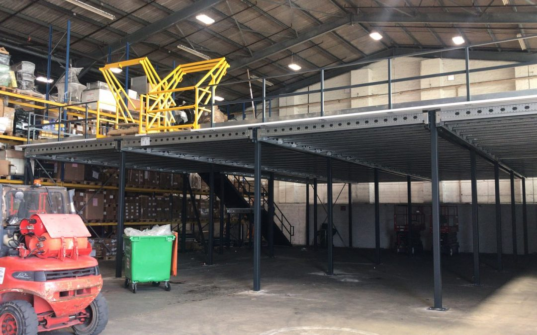 Mezzanine Floors Dublin & Ireland nationwide