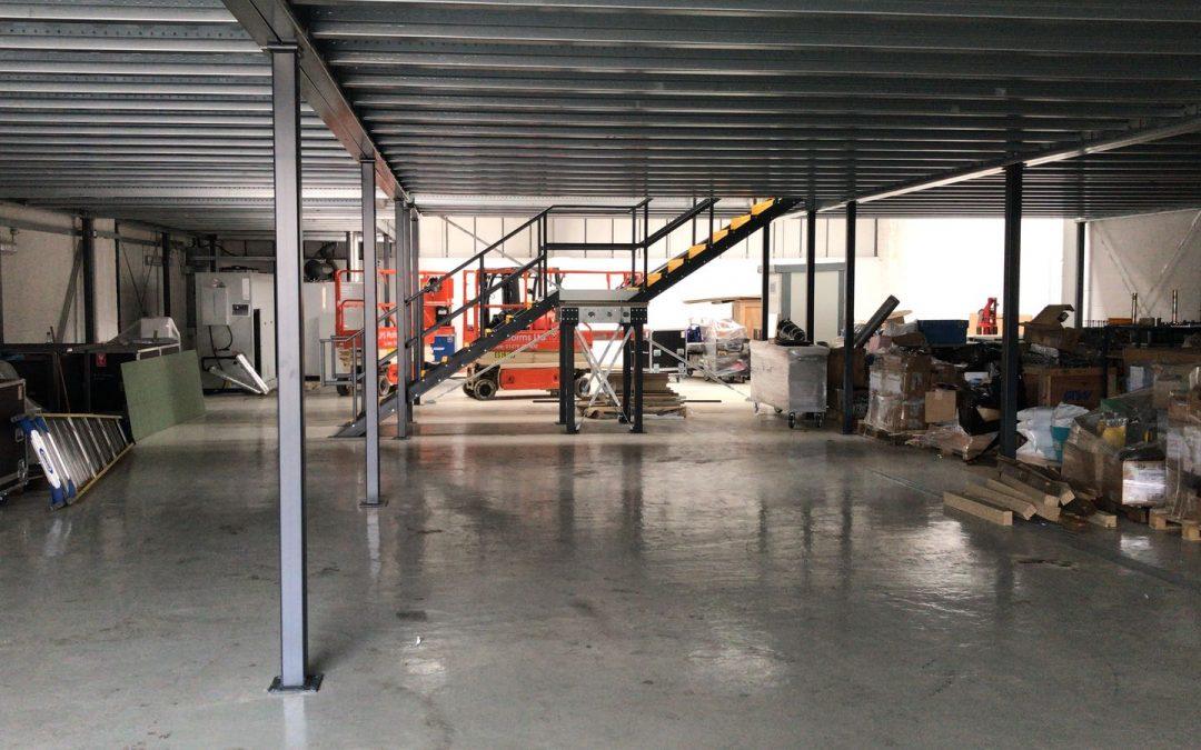 Mezzanine Floor Installers Dublin
